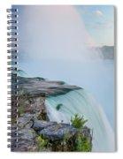 Niagara Mist Spiral Notebook