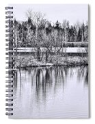 Nice Day For A Hike Spiral Notebook