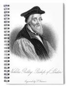 Nicholas Ridley (1500-1555) Spiral Notebook