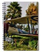 Nieuport 28 Spiral Notebook