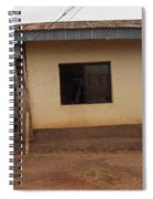Nigerian Church Spiral Notebook