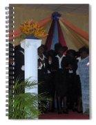 Nigerian Church Choir Spiral Notebook