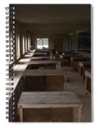 Nigerian Classroom Science Lab Spiral Notebook