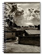 Nigerian Suburb Spiral Notebook