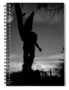 Night Angel Spiral Notebook