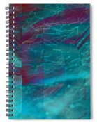 Night Birds Spiral Notebook