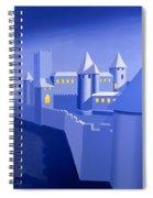 Night Castle Spiral Notebook