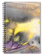 Nightfall 26 Spiral Notebook