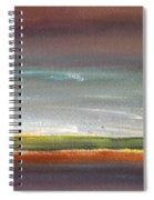 Nightfall 29 Spiral Notebook