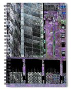 Nightshade Spiral Notebook