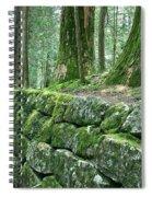 Nikko Moss Spiral Notebook