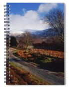 Nire Valley Drive, County Waterford Spiral Notebook