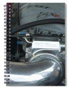 Nitrous Fuel Spiral Notebook