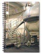 Nmr Spectrometer Spiral Notebook