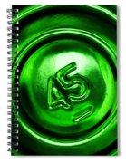 No 45 Spiral Notebook