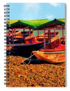 No Fish Today Spiral Notebook