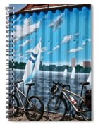 No Fossil Fuels Required Spiral Notebook