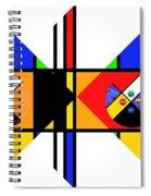 No Go Blavatsky Spiral Notebook