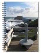 Nobbies Viewpoint Spiral Notebook