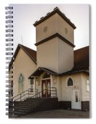 Noble Church Spiral Notebook