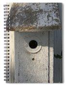 Nobody Home Spiral Notebook