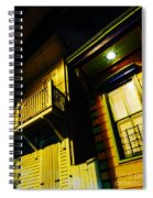 Nocturnal Nola Spiral Notebook