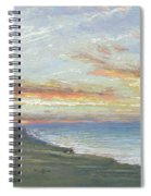 Norfolk Coast Spiral Notebook
