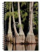 North Carolina - Lake Spiral Notebook