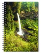 North Falls Spiral Notebook
