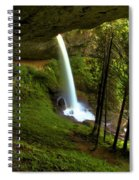 North Falls Cavern Spiral Notebook