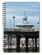 North Pier Spiral Notebook
