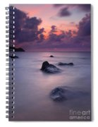 North Shore Breeze Spiral Notebook