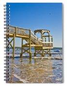 North Topsail Island Spiral Notebook