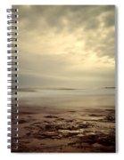 Northumberland Coast Spiral Notebook