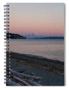 Northwest Evening Spiral Notebook