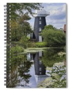 Norton Marsh Mill Norfolk Spiral Notebook