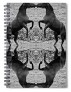 Nose To Nose Spiral Notebook