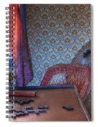Nostalgia Parlor Spiral Notebook