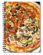 Not Delivery Spiral Notebook