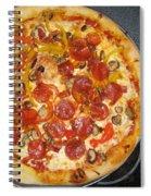 Not Digiornos Spiral Notebook