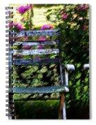 Not Forgotten Spiral Notebook
