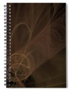 Nothing Gold Spiral Notebook