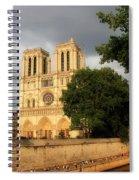 Notre Dame De Paris 2 Spiral Notebook