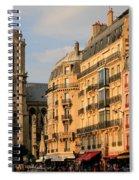 Notre Dame De Paris 3 Spiral Notebook