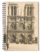 Notre Dame  Spiral Notebook