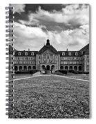 Notre Dame Seminary Monochrome Spiral Notebook