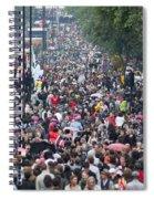 Notting Hill Carnival Spiral Notebook