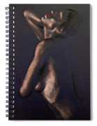 Nude - Passion Spiral Notebook