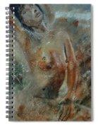 Nude 450101 Spiral Notebook