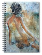 Nude 564213 Spiral Notebook
